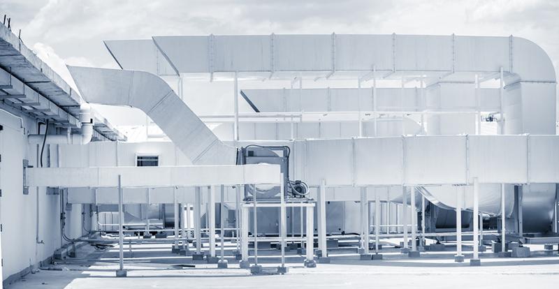 Reinigung RLT-Anlagen (Luftkanalreinigung, Küchenabluftreinigung,...)